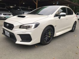 2018 Subaru Wrx Sti for sale in Manila
