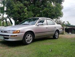 Sell Beige 1997 Toyota Corolla in Manila