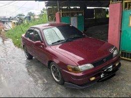 1994 Toyota Corolla Manual Gasoline for sale