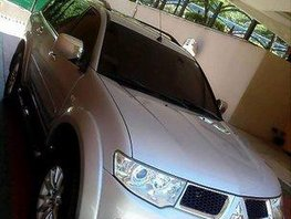 2009 Mitsubishi Montero Sport Automatic Diesel for sale