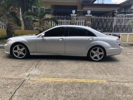 Sell Silver 2006 Mercedes-Benz 500 Automatic Gasoline at 24302 km