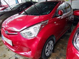 Selling Red Hyundai Eon 2018 Manual Gasoline