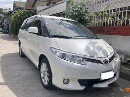 Selling Toyota Previa 2013 Automatic Gasoline