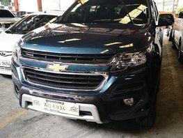 Blue Chevrolet Trailblazer 2017 Automatic Diesel for sale