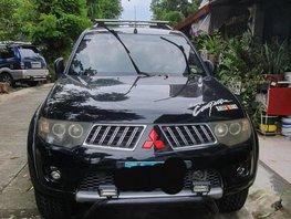 Sell Black 2010 Mitsubishi Montero in Antipolo