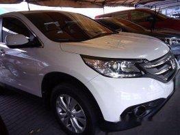 Selling White Honda Cr-V 2013 at 43080 km