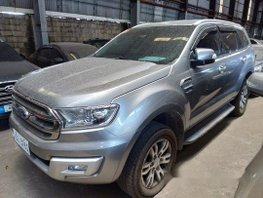 Sell Silver 2017 Ford Everest Automatic Diesel at 31000 km