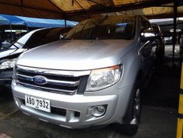 Silver Ford Ranger 2015 Automatic Diesel for sale