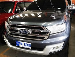 Sell 2016 Ford Everest Automatic Diesel