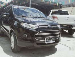 Sell Black 2014 Ford Ecosport at 53000 km