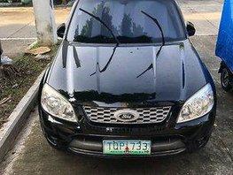 Sell Black 2013 Ford Escape Automatic Gasoline at 53000 km
