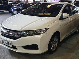 Sell White 2016 Honda City in Quezon City