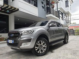 Grey Ford Ranger 2018 at 20000 km for sale