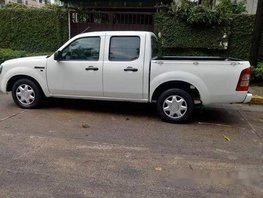 White Ford Ranger 2006 Automatic Diesel for sale in Quezon City
