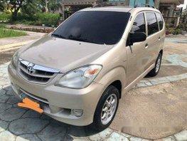 Selling Beige Toyota Avanza 2009 in Cebu