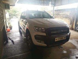 White Ford Ranger 2016 for sale in Batangas