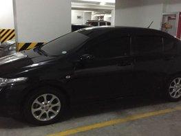 Selling Black Honda City 2013 Sedan Manual Gasoline at 36000 km