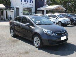 Sell Grey 2015 Kia Rio in Muntinlupa