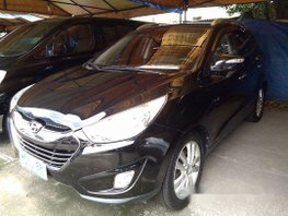 Selling Black Hyundai Tucson 2012 in Cainta