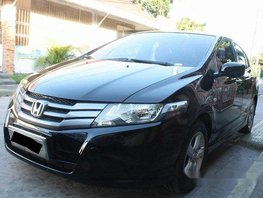 Black Honda City 2010 Manual Gasoline for sale