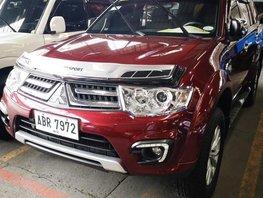 Sell Red 2015 Mitsubishi Montero in Manila