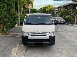 2018 Toyota Hiace at 12000 km for sale