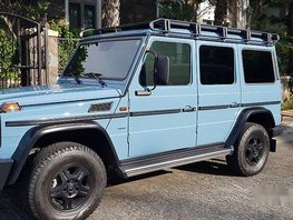 Mercedes-Benz G-Class 2018 Automatic Diesel for sale