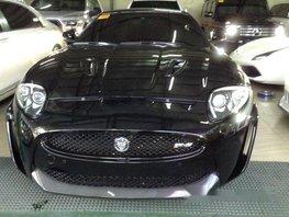 Black Jaguar Xkr 2015 at 2000 km for sale