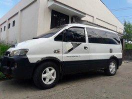 White Hyundai Starex 2006 Manual Diesel for sale