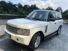 Sell White 2008 Land Rover Range Rover at 48500 km