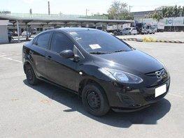 Black Mazda 2 2014 for sale Muntinlupa