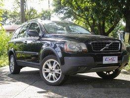 Black Volvo Xc90 2006 for sale in Quezon City