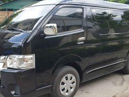 Sell Black 2018 Toyota Hiace at 6000 km