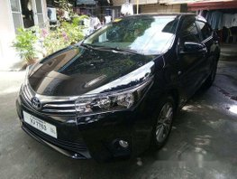 Sell Black 2017 Toyota Corolla Altis Automatic Gasoline at 5200 km