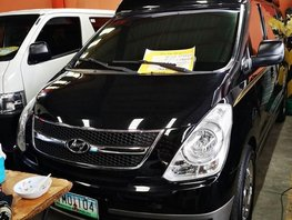 Selling Black Hyundai Starex 2011 Automatic Diesel