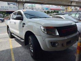 Sell White 2015 Ford Ranger in Quezon City