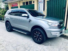 Sell Silver 2017 Ford Everest Automatic Diesel at 30000 km
