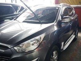 Selling Grey Hyundai Tucson 2016 in Manila