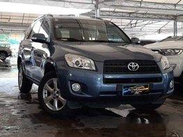 Blue Toyota Rav4 2010 at 43000 km for sale