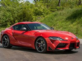 Toyota Supra 2020: No manual variants & other related news