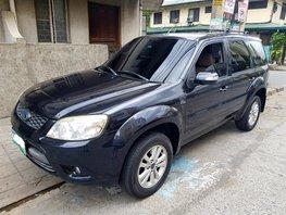 Black 2011 Ford Escape for sale in Makati