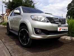 Sell Used 2014 Toyota Fortuner Automatic Diesel in Lipa
