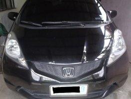 Selling Black Honda Jazz 2010 Hatchback Manual Gasoline