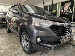 Sell Grey 2017 Toyota Avanza Automatic Gasoline at 15000 km