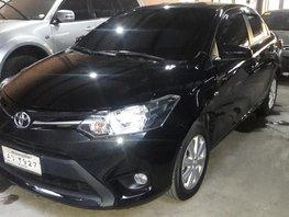 Black 2018 Toyota Vios Automatic Gasoline for sale