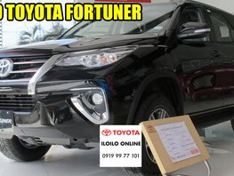 Brand New Toyota Fortuner 2019 for sale in Iloilo