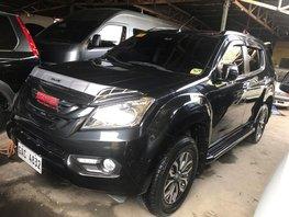Used 2017 Isuzu Mu-X for sale in Cebu