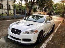Selling White Jaguar X-Type 2012 Automatic Gasoline