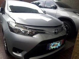 Selling 2nd Hand Toyota Vios 2014 at 46118 km in Quezon City