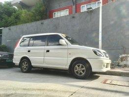 Selling Used Mitsubishi Adventure 2017 Manual Diesel